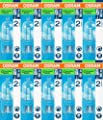 10 Stück Osram Halopin Eco Halogen-Stiftsockellampe 230V G9 (60 Watt) von Osram bei Lampenhans.de