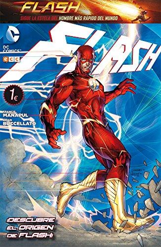 Flash: El origen de Flash por Francis Manapul
