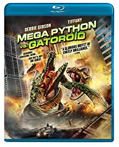 Mega Python Vs Gatoroid [Blu-ray] [2011] [US Import]