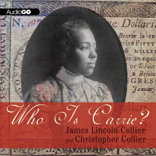 Who Is Carrie?  Audiolibri