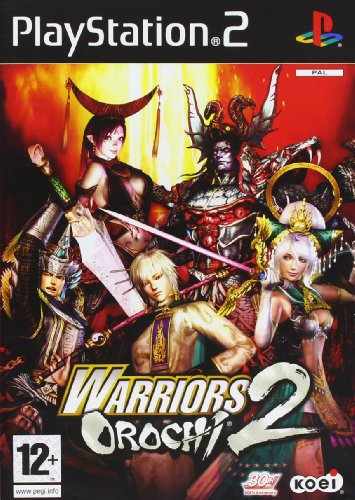 Warriors Orochi 2 [Importación italiana]