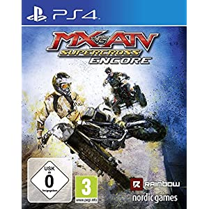 MX vs.ATV Supercross Encore – [PlayStation 4]