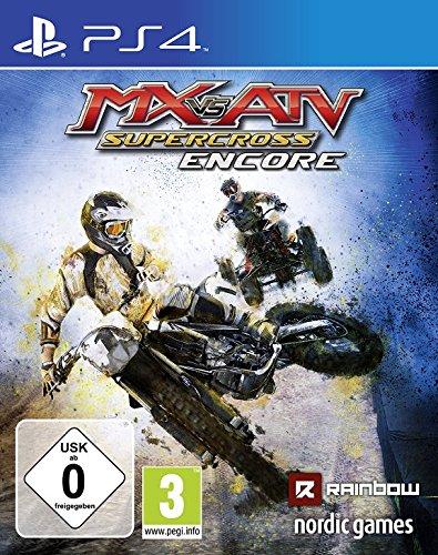MX vs.ATV Supercross Encore - [PlayStation 4]