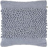 Dutch decor Barto Coussin, coton, Denim, 45x 45, 45cm x 45cm