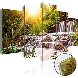 murando - Cuadro de cristal acrílico 200x100 cm - Cuadro de acrílico - Impresion en calidad fotografica - c-C-0026-k-n