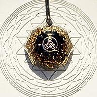 Triskele Octagon Aura Protect Pendant