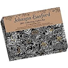Johanna Basford 2019 Coloring Calendar