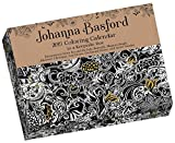 Johanna Basford 2019 Coloring Day-to-Day Calendar