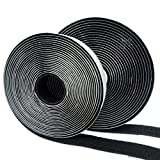 Best VELCRO Double Sided Tapes - Eroilor Double-sided Adhesive Velcro Tape, 5 Meters Extra Review