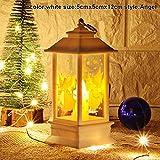 ROKOO Luce Notturna Natale sospeso Luce Notturna Pupazzo di Neve Wapiti Luce Notturna Decorazioni di Natale per Il Babbo Natale Lanterna