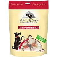 Pet Cuisine Friandise pour Chien,Os Noués Farcies au Poulet:Petit,340g