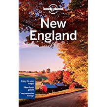 New England: Regional Guide (Lonely Planet Regional Guide)