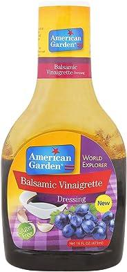 American Garden Balsamic Dressing, 473 ml