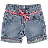 Babyface Mädchen Jeans-Shorts, Blau, Größe 68