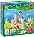 Disney Smart Games - Juego rompecabezas con diseño de castillo (madera) de Jumbo Games
