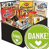 Danke ♥ DDR Süßigkeiten Box ♥ Süße Ostbox mit Viba, Halloren, Zetti und vielem mehr ♥