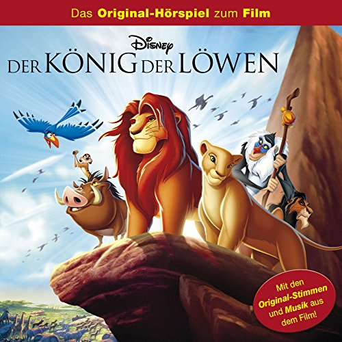 Der König der Löwen 1 (Das Original-Hörspiel zum Film) (König Löwen Der)