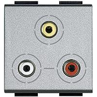 Bticino Livinglight nt4283–Ll-base Audio rcax31m tech - Trova i prezzi più bassi su tvhomecinemaprezzi.eu