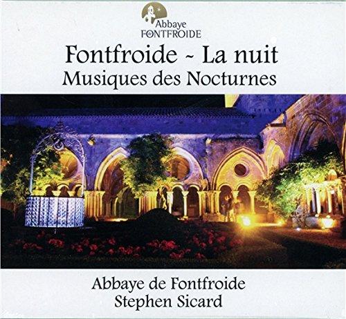 Fontfroide la Nuit Musiques des Nocturnes CD