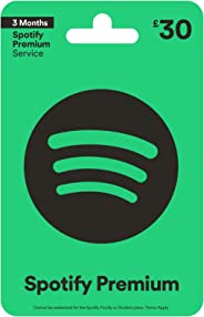 Spotify Premium Gift Card - by Post
