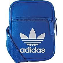 423108b81 adidas Festvl B Trefoi Bolso, Unisex Adulto, (Azul), NS