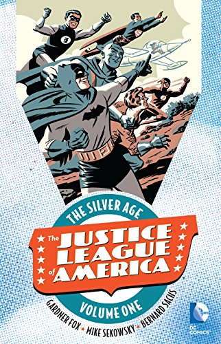 15 Licht Modern (Justice League of America: The Silver Age Vol. 1)