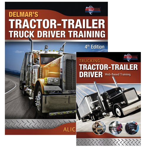 Tractor-trailer Truck Driver Training + Trucking - Tractor-trailer Driver Web Based Training Printed Access Card