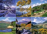 Gibsons The Lake District jigsaw puzzle. (1000 pieces)