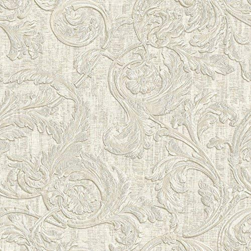 Metallic Scroll Wallpaper (Muriva Tapete 2050210,05m