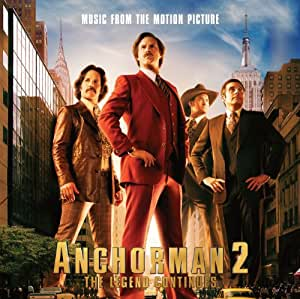 Anchorman 2: the Legend