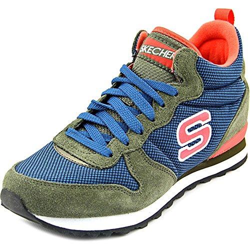 Skechers Sport Retros Og 85-super Phresh Sneaker Green-Blue