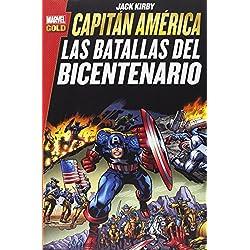 Capitán América. Las Batallas Del Bicentenario (MARVEL GOLD)