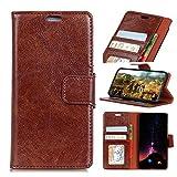 COZY HUT Wiko Sunny 3 Mini Case, PU Leather [Wallet Cover]