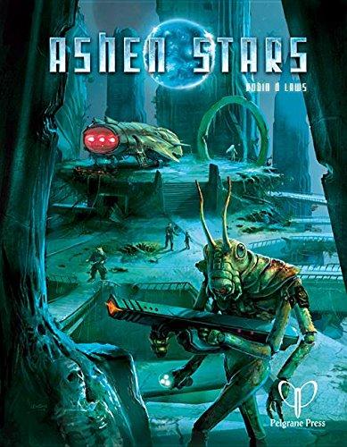 Ashen Stars - Laws Robin D