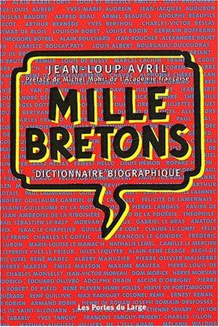 1000 bretons. Dictionnaire biographique
