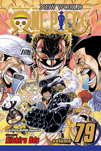 One Piece Volume 79 por Eiichiro Oda