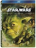 Star Wars - Trilogia Prequel 3 Blu-ray