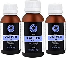 Kalonji Oil Black Seed Oil (3 x 50 ml)…