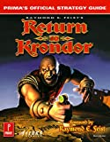 Return to Krondor: Strategy Guide (Official Strategy Guide)