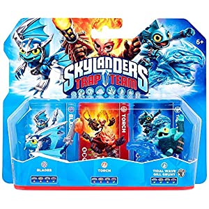Skylanders Trap Team – Triple Pack