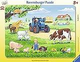 Ravensburger 06117 - Sommer auf dem Bauernhof