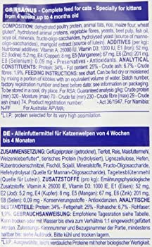 ROYAL CANIN Pediatric Weaning Nourriture pour Chatte et chaton 400 g