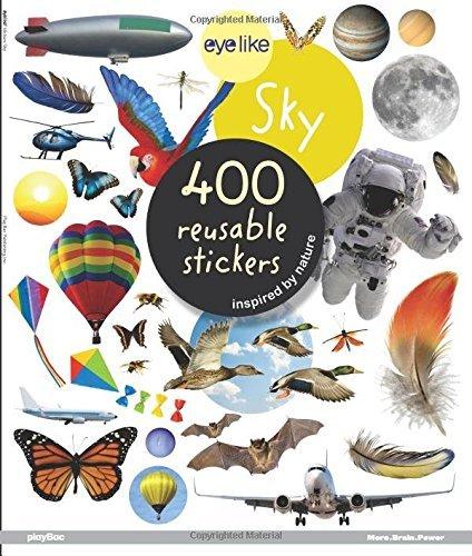 Eyelike Stickers: Sky by Workman Publishing (2011-11-01)