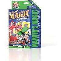 marvin's magic made easy 30 tricks set 2- Multi color