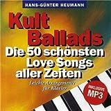 Hans-Günter Heumann: Kult Ballads - Die 50 Schönsten Love Songs Aller Zeiten (MP3 CD Edition)