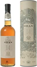 Oban 14 Anni Single Malt Scotch Whisky con astuccio 0,70 lt.