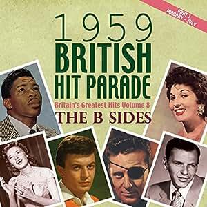 Britain's greatest hits, volume 8 : 1959 British Hit Parade [Import allemand]