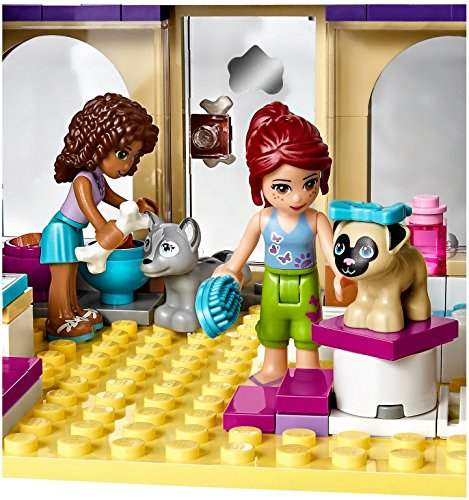 LEGO 41124 Friends Heartlake Puppy Daycare Construction Set – Multi-Coloured