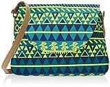 #10: Kanvas Katha Women's Sling Bag (Aqua) (KKPUS002AQ)