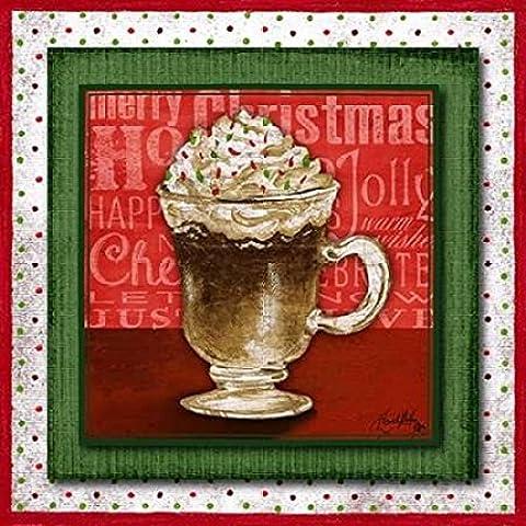 Elizabeth Medley – Taste of Christmas II Kunstdruck (30,48 x 30,48 cm)